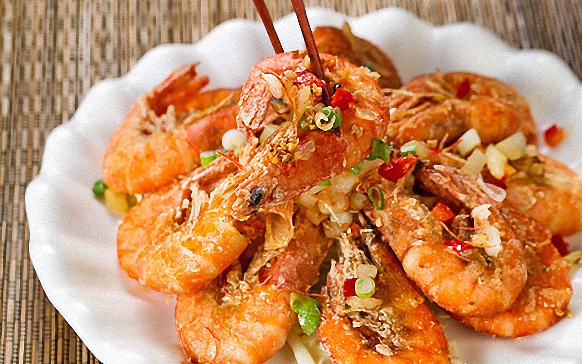 Garneelen Asia Gourmet